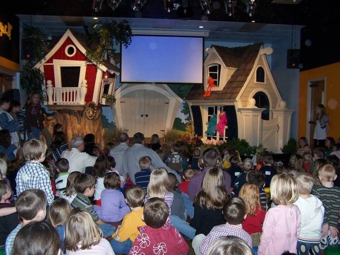 Adventure Avenue Theater