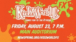 KidzWorld FX