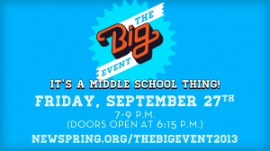 The Big Event (New)